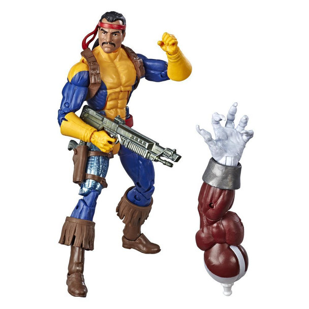 Marvel Legends Series 6-inch Collectible Action Figure Marvel's Forge Toy (X-Men Collection)