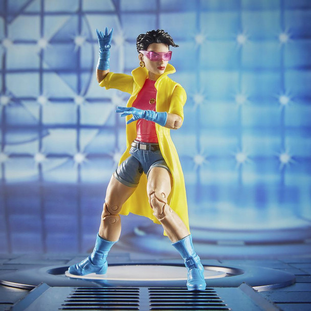 Marvel Legends Series 6-inch Collectible Action Figure Marvel's Jubilee Toy (X-Men Collection)