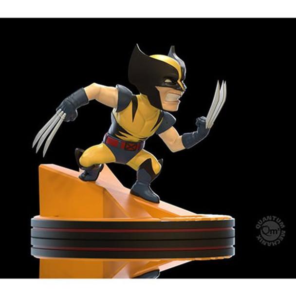 X-Men Wolverine Marvel 80th Anniversary Diorama Q-Fig
