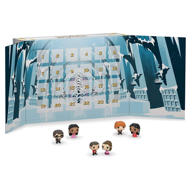 Harry Potter Version 2 Pocket Pop! Advent Calendar