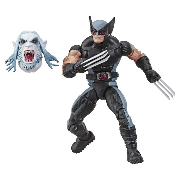 Marvel Legends Series 6-inch Collectible Action Figure Wolverine Toy