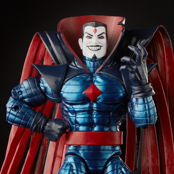 Marvel Legends Series 6-inch Collectible Action Figure Mister Sinister Toy