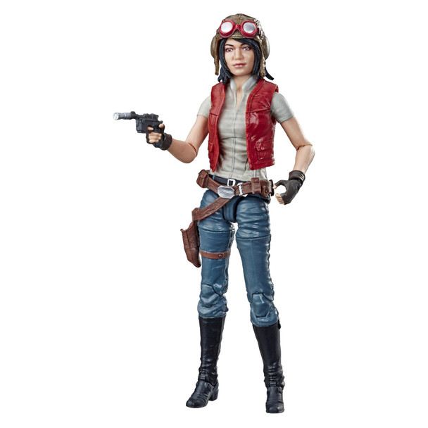 Star Wars The Black Series Star Wars Doctor Aphra Comics 6-Inch-Scale Doctor Aphra Figure