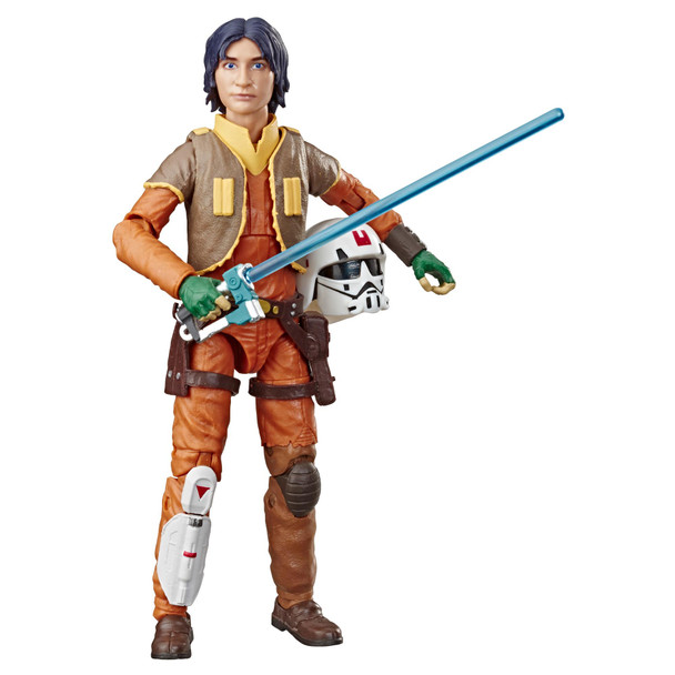 Star Wars The Black Series Star Wars Rebels 6-Inch-Scale Ezra Bridger Figure