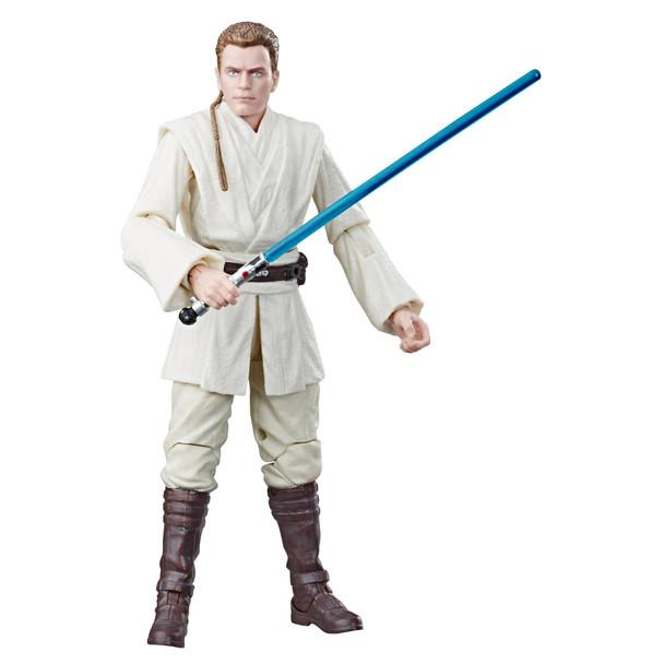 Star Wars The Black Series Star Wars Episode 1 The Phantom Menace 6-Inch-Scale Obi-Wan Kenobi Figure