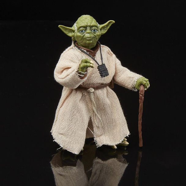 Star Wars The Black Series Archive Yoda 6-Inch Scale Figure