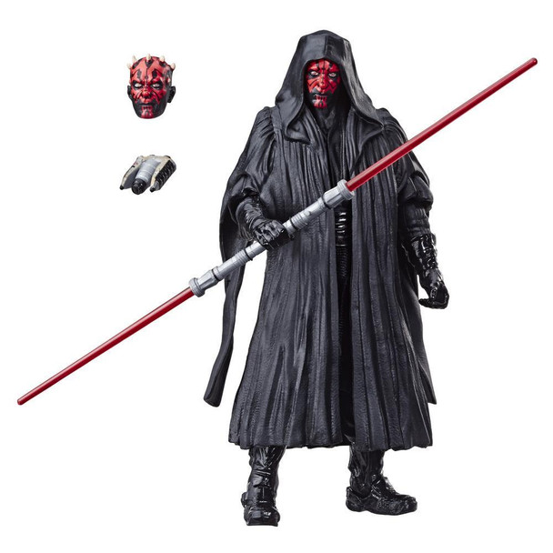 Star Wars The Black Series Archive Darth Maul 6-Inch Scale Figure