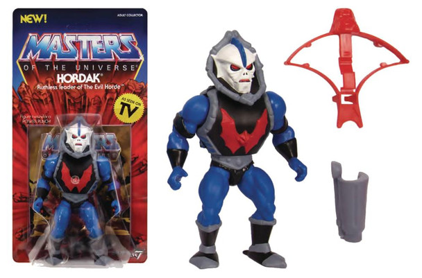 Masters of the Universe Vintage Hordak 5 1/2-Inch Action Figure