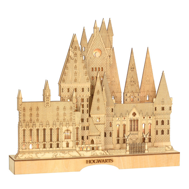 Harry Potter Hogwarts Lit Centerpiece