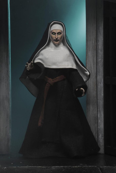 The Nun Valak 8-Inch Cloth Action Figure