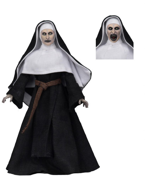 The Nun Valak 8-Inch Cloth Action Figure