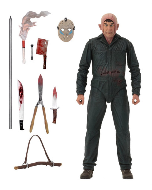 Friday the 13th Part 5 Roy Burns Ultimate 7-Inch Scale Action Figure