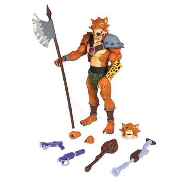 ThunderCats Ultimate Jackalman 7-Inch Action Figure