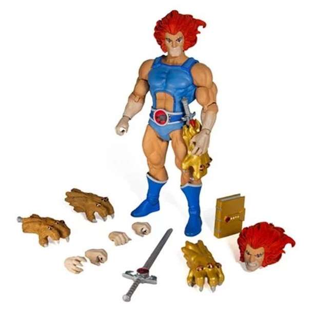 [PRE-ORDER] ThunderCats Ultimate Lion-O 7-Inch Action Figure