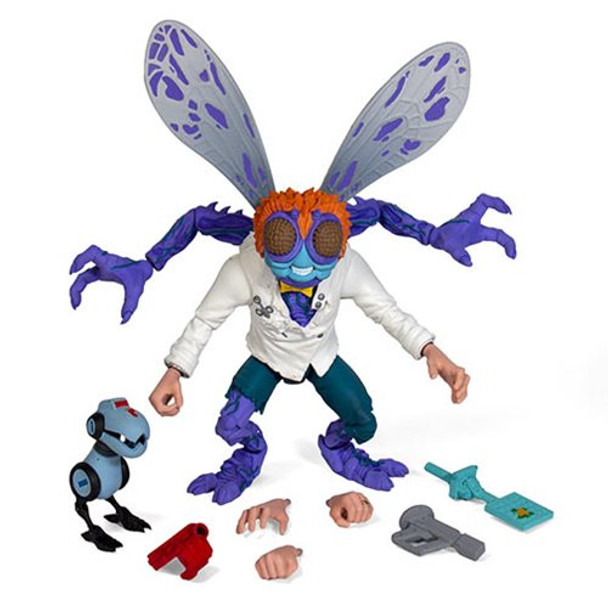 [PRE-ORDER] Teenage Mutant Ninja Turtles Ultimates Baxter Stockman 7-Inch Action Figure