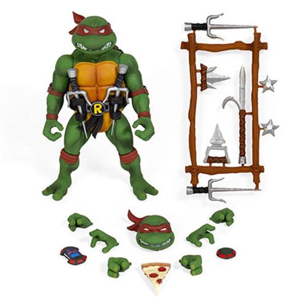 [PRE-ORDER] Teenage Mutant Ninja Turtles Ultimates Raphael 7-Inch Action Figure