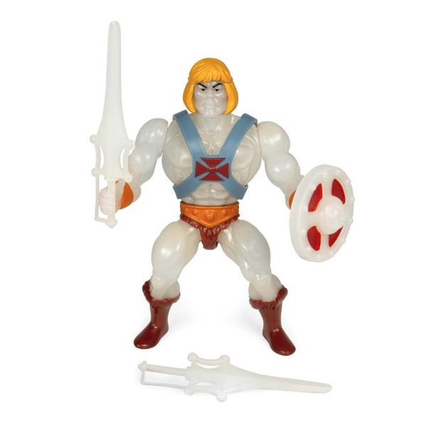 Masters of the Universe Vintage Transforming He-Man 5 1/2-Inch Action Figure