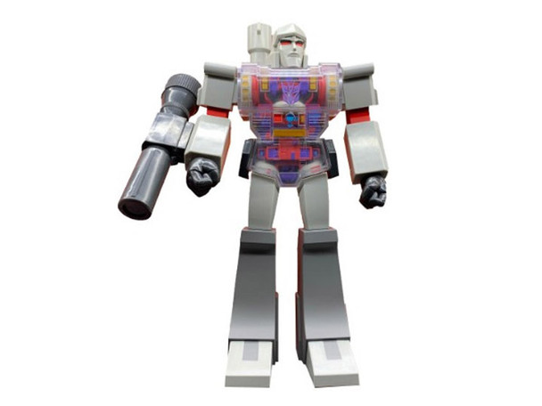 Transformers Megatron (G1) Super Cyborg Vinyl Figure