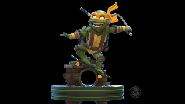 Teenage Mutant Ninja Turtles Michelangelo Q-Fig