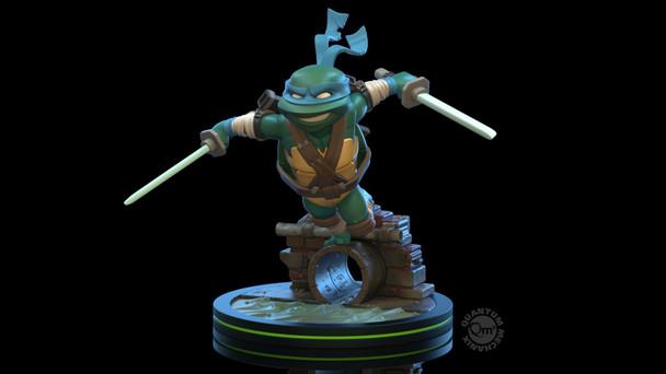 Teenage Mutant Ninja Turtles Leonardo Q-Fig