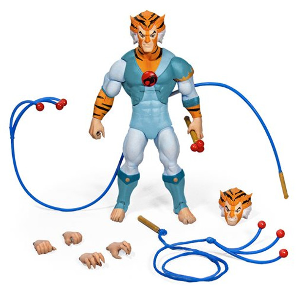[PRE-ORDER] ThunderCats Ultimates Tygra 7-Inch Action Figure