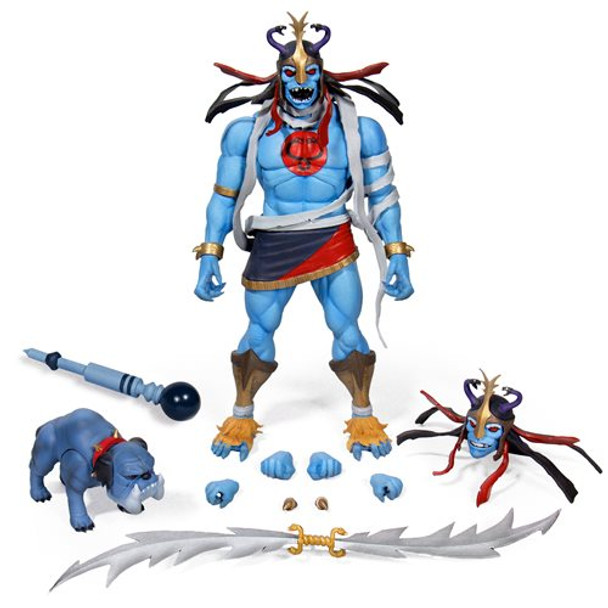 [PRE-ORDER] ThunderCats Ultimates Mumm-Ra with Ma-Mutt 7-Inch Scale Deluxe Action Figure Set