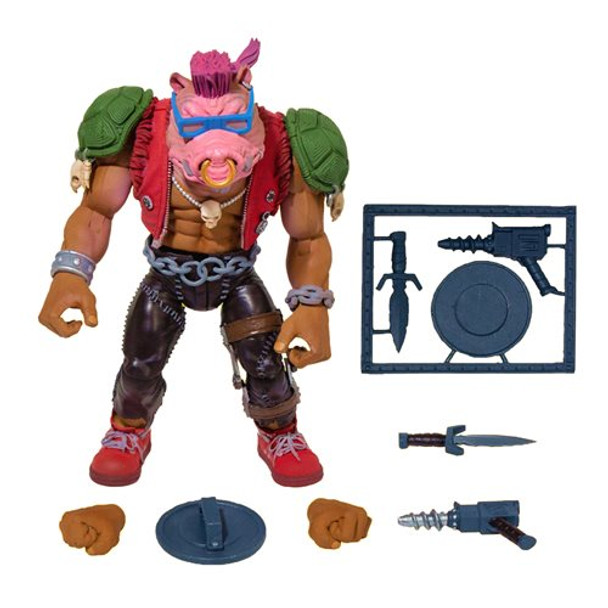 Teenage Mutant Ninja Turtles Ultimates Bebop 7-Inch Action Figure