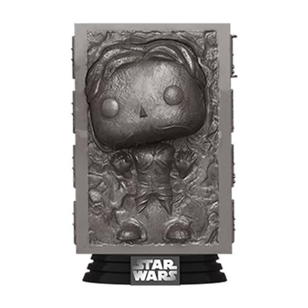 Star Wars: Empire Strikes Back Han in Carbonite Pop! Vinyl Figure