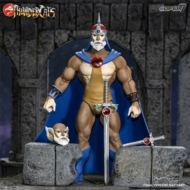 [PRE-ORDER] ThunderCats Ultimates Jaga the Wise 7-Inch Action Figure