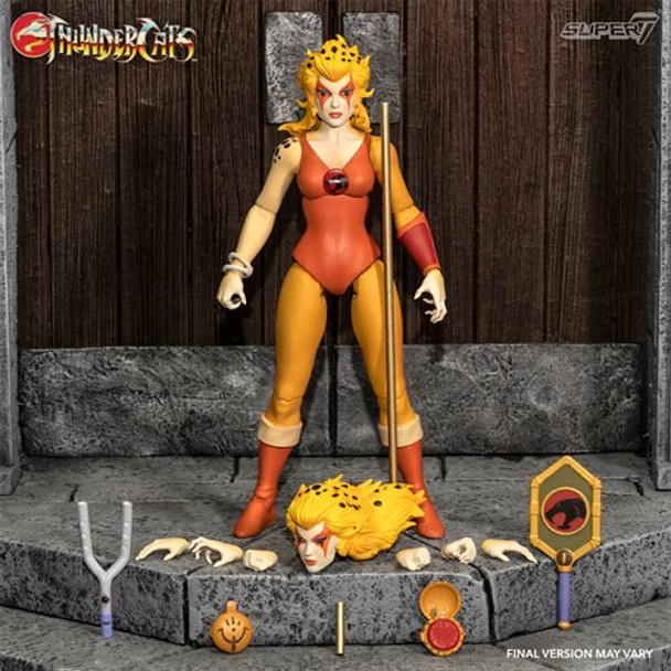 [PRE-ORDER] ThunderCats Ultimates Cheetara 7-Inch Action Figure