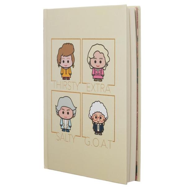 Golden Girls Hardcover Journal