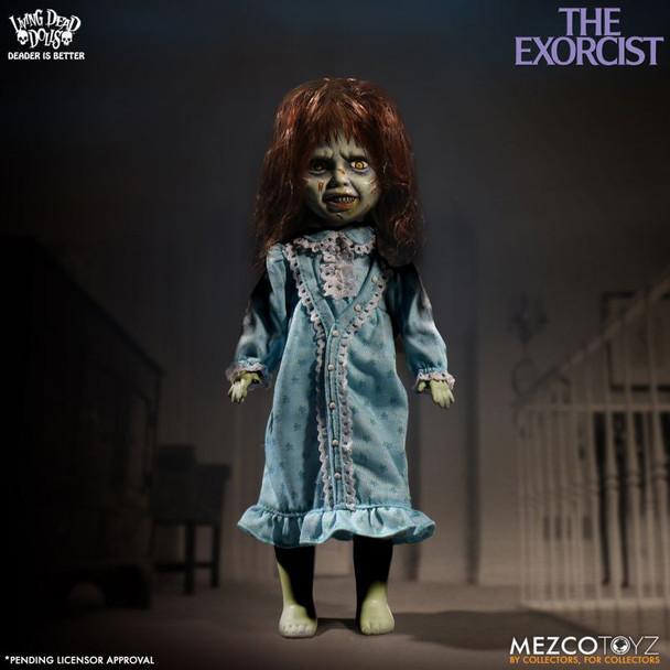 Living Dead Dolls The Exorcist Regan Doll
