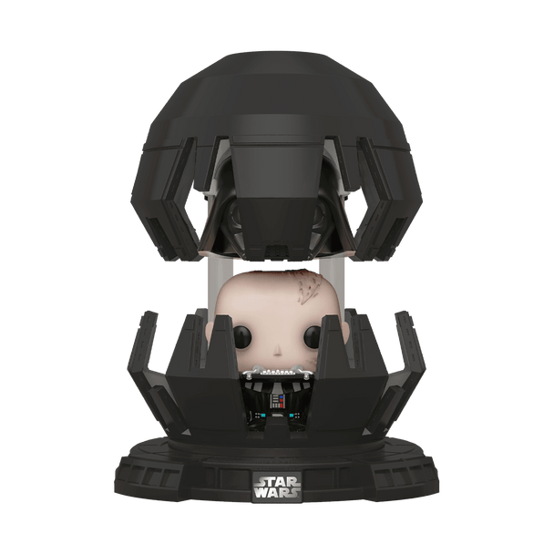 Star Wars: Empire Strikes Back Darth Vader in Meditation Deluxe Pop! Vinyl Figure