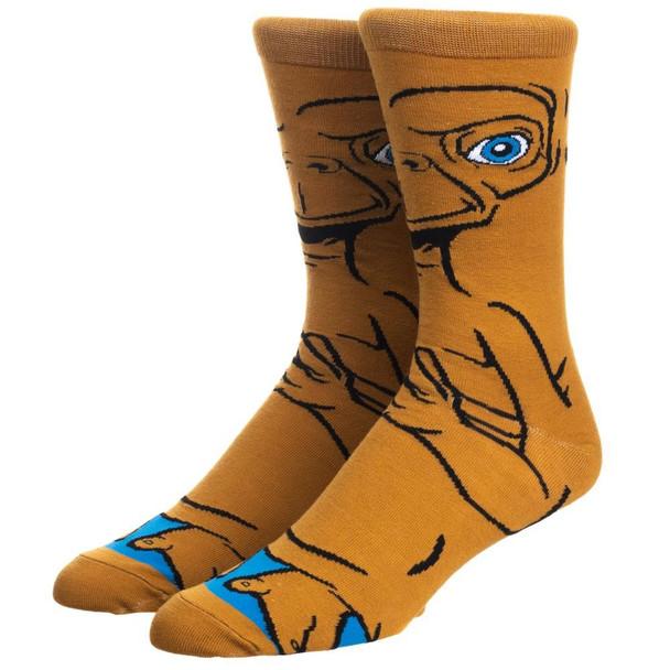 E.T. 360 Character Crew Socks