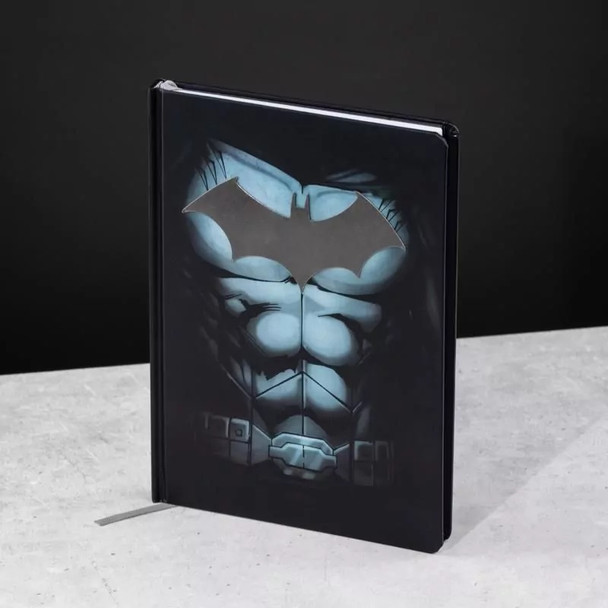 Batman Metal Notebook