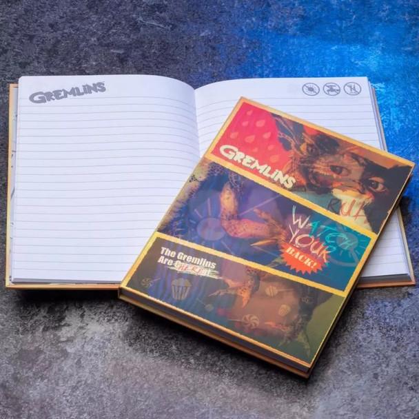 Gremlins Lenticular Notebook