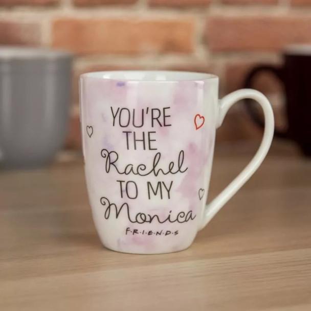 Friends Rachel To My Monica Mug