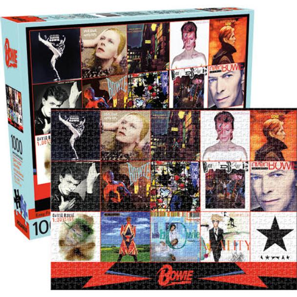 David Bowie 1,000-Piece Puzzle
