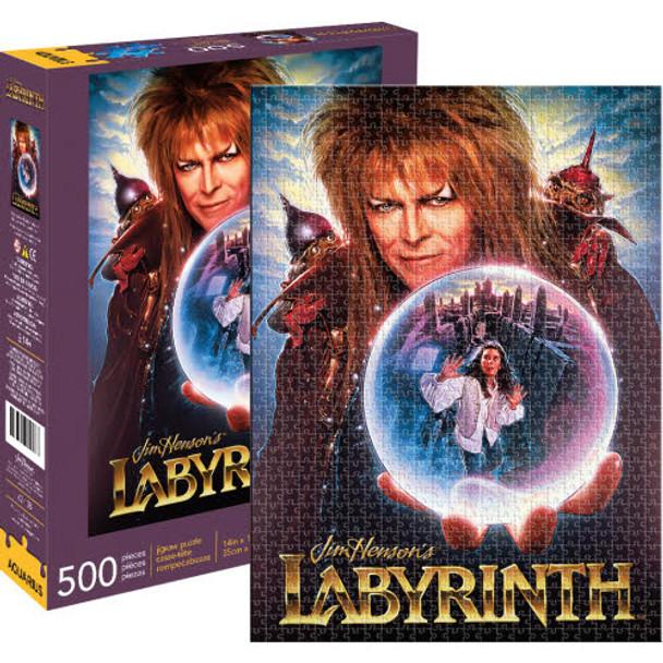Labyrinth 500-Piece Puzzle