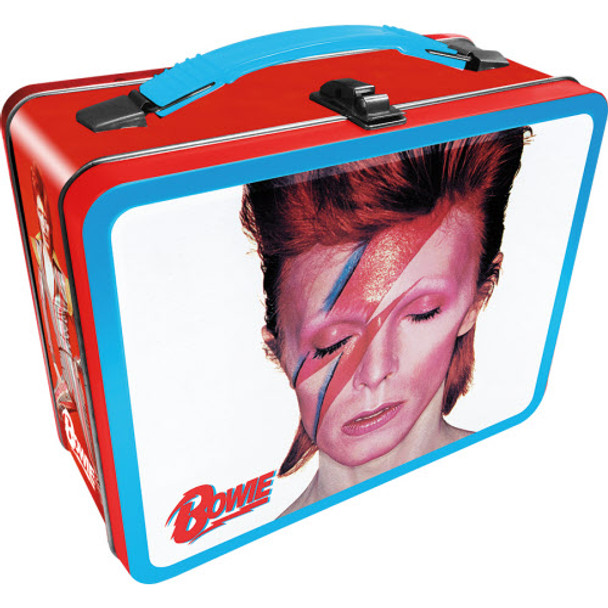 David Bowie Aladdin Sane Gen 2 Fun Box Tin Tote