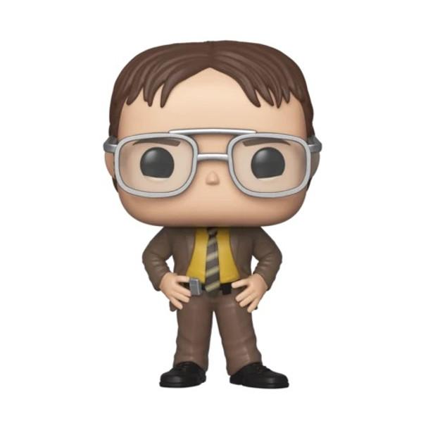 The Office Dwight Schrute Pop! Vinyl Figure