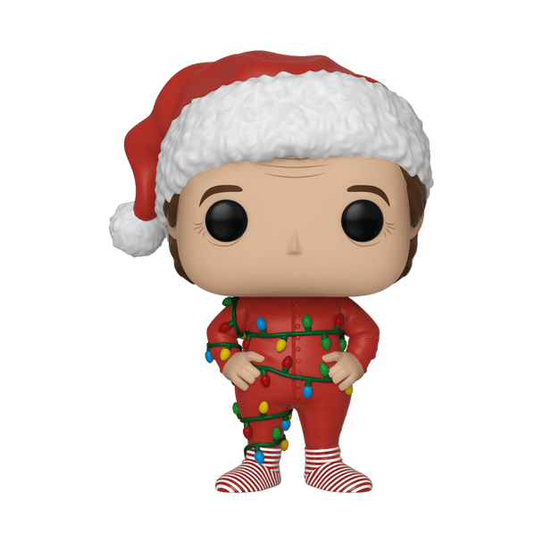The Santa Clause with Lights Pop! Vinyl Figure