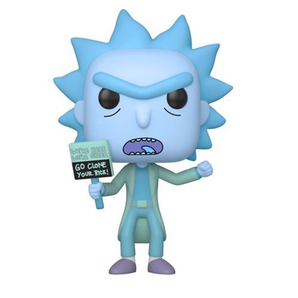 Rick and Morty Hologram Rick Clone Pop! Vinyl Figure