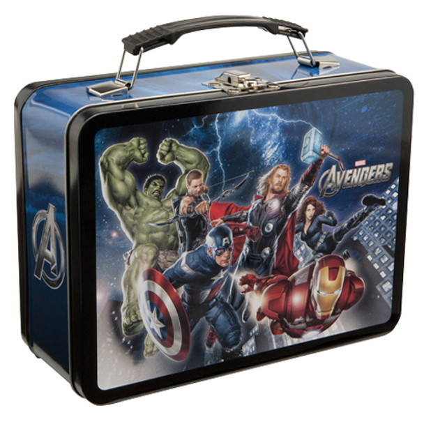 Marvel Avengers Large Tin Tote