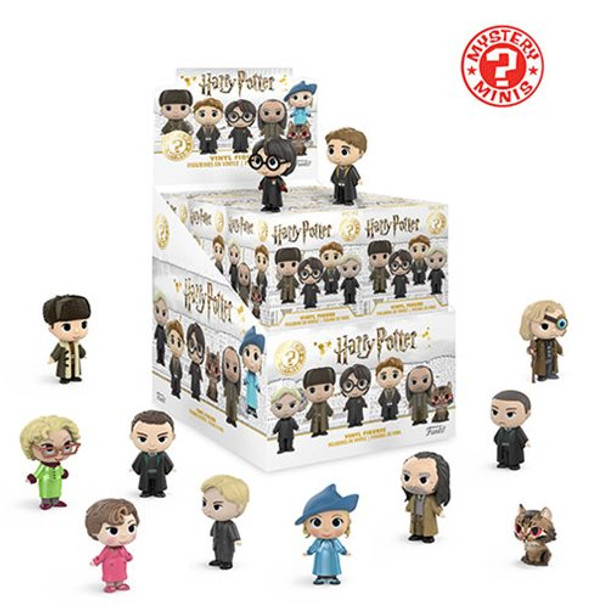 Harry Potter Mystery Mini Series 3 Random 4-Pack