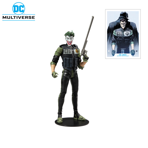DC Multiverse Batman White Knight Joker 7-Inch Action Figure