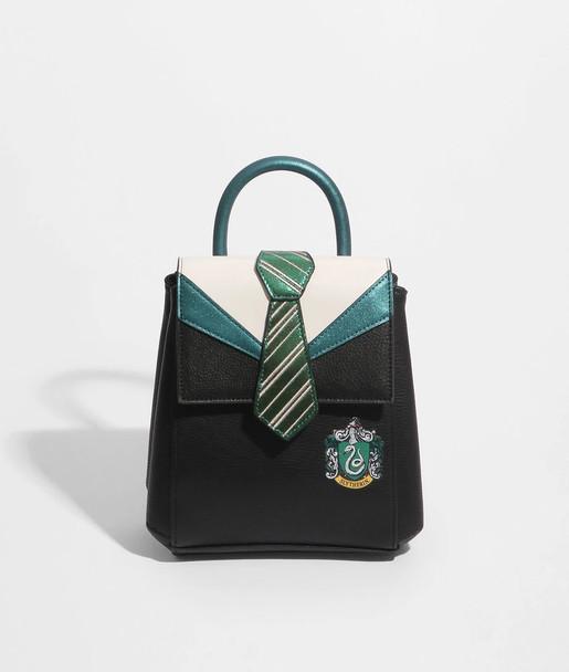 Harry Potter Slytherin Uniform Mini Backpack