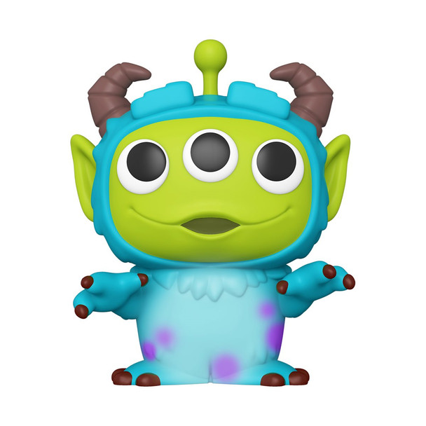 Pixar 25th Anniversary Alien as Sully 10-Inch Pop! Vinyl Figure