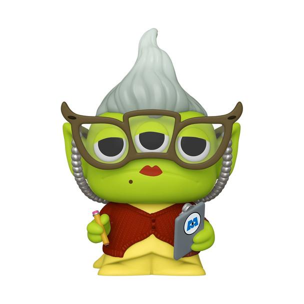Pixar 25th Anniversary Alien as Roz Pop! Vinyl Figure