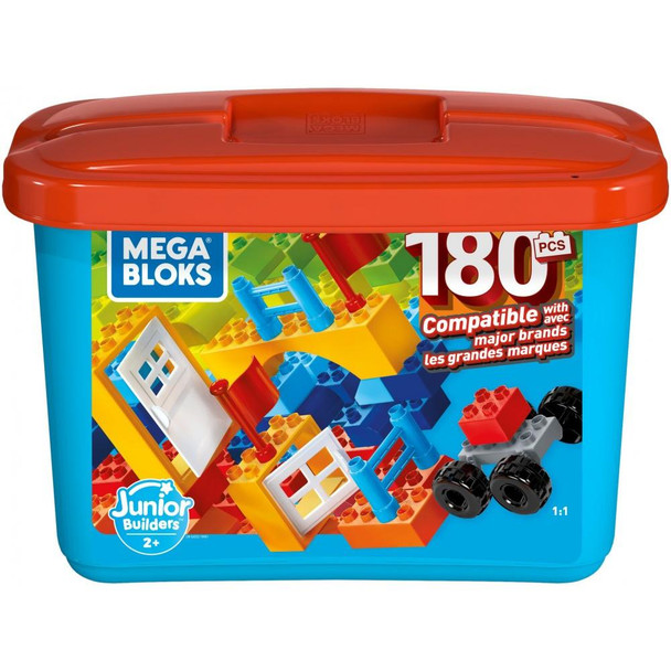 Mega Bloks Mini Bulk Large Tub
